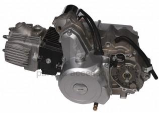 Двигатель в сборе 4Т 152FMH (CUB) 106,7см3 (МКПП) (N-1-2-3-4) (с верх. э/стартером); ALPHA