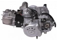 Двигатель в сборе 4Т 152FMI (CUB) 119,7см3 (МКПП) (N-1-2-3-4) (с верх. э/стартером); ALPHA