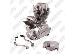Двигатель в сборе 4Т 162FMJ (CG150) 149,4см3 (МКПП) (1-N-2-3-4-5)