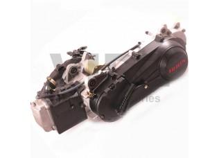 Двигатель в сборе 4Т 157QMJ-H (GY6) 150см3