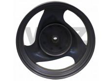 Диск колесный R10 задний 2.15-10 (16) (штамп.) (барабан. 110мм) JOG (3KJ)