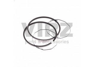 Кольца поршневые 2Т JOG90,AXIS90,1E50QMB D50
