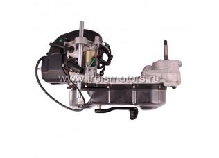 Двигатель в сборе 2Т 1E50QMB 90см3