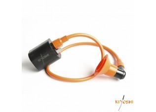 Катушка зажигания со свечным колпачком 2Т AD50 (+CDI) KIYOSHI