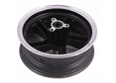 Диск колесный R10 передний 3.50-10 (литой) (диск. 3x57) BWS(china)