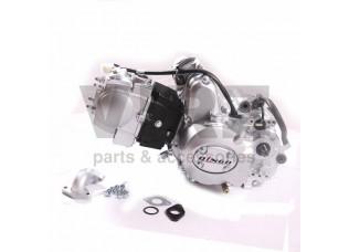 Двигатель в сборе 4Т 152FMH (CUB) 106,7см3 (п/авт.) (реверс, 1+1) (с верх. э/стартером); ATV110, T110 LONCIN