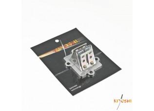 Клапан лепестковый JOG (3KJ), 1E40QMB (текстолит.) KIYOSHI