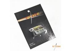 Клапан лепестковый AD50, AD100 (текстолит.) KIYOSHI
