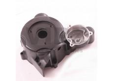 Крышка двигателя левая 167MM (жид. охл.) (CG250)