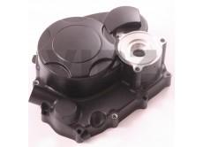 Крышка двигателя правая 167MM (жид. охл.) (CG250)
