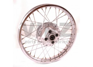 Диск колесный R18 задний 1.85-18 (спицы) (диск.); XR250w, YD250GY