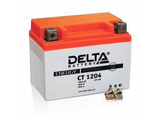 Аккумуляторная батарея 12V 4Ah (113x70x87) (залитая, необслуж.) DELTA