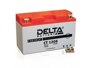 Аккумуляторная батарея 12V 8Ah (150x66x94) (залитая, необслуж.) DELTA