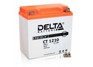 Аккумуляторная батарея 12V 10Ah (140x80x143) (залитая, необслуж.) DELTA