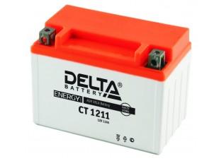 Аккумуляторная батарея 12V 11Ah (150x86x112) (залитая, необслуж.) DELTA