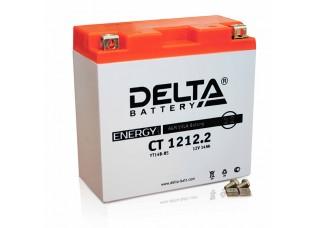 Аккумуляторная батарея 12V 12Ah (151x71x146) (залитая, необслуж.) DELTA