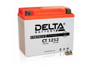Аккумуляторная батарея 12V 12Ah (150x86x131) (залитая, необслуж.) DELTA