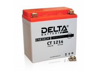 Аккумуляторная батарея 12V 14Ah (151x87x147) (залитая, необслуж.) DELTA