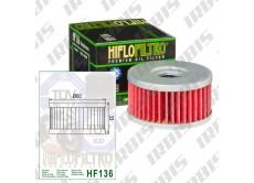 Фильтр масляный HF136 HIFLO FILTRO