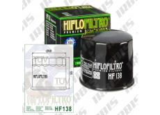 Фильтр масляный HF138 HIFLO FILTRO
