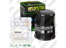 Фильтр масляный HF198 HIFLO FILTRO