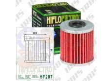 Фильтр масляный HF207 HIFLO FILTRO
