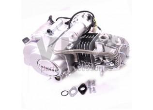 Двигатель в сборе 4Т 152FMI (CUB) 124,9см3 (п/авт.) (реверс, 3+1, масл.охл.); ATV125, T125 LONCIN