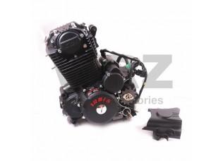 Двигатель в сборе 4Т 169FMM (VJB250) 232,6см3 (МКПП) (1-N-2-3-4-5)