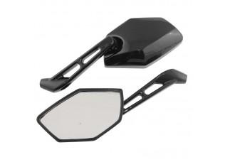 Зеркала ТИП 22 черные 8 мм