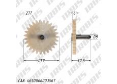 Шестерня привода масляного насоса 170MM (жид. охл.) DOHC (CBB250)