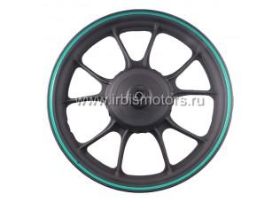 Диск колесный R17 передний 2.75-17 (литой) (диск. 6x74) (10 лучей) Z1