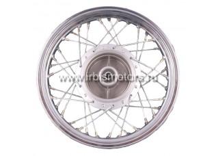 Диск колесный R15 задний 2.50-15 (спицы) (барабан. 130мм) GARPIA