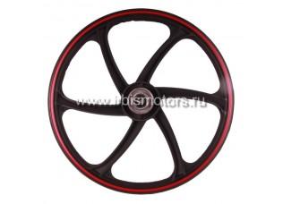 Диск колесный R17 передний 1.2-17 (литой) (диск. 4x54) (5 закруг. лучей); IROKEZ S, SPORT
