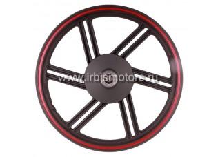 Диск колесный R17 передний 2.15-17 (литой) (диск. 6x68) (6 лучей); VJ