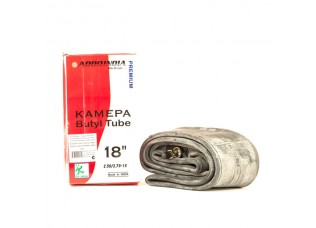 "Камера 18"" (2.50/2.75-18) бутил; ADDO (Индия)"
