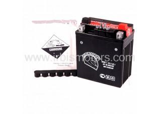 Аккумуляторная батарея 12V 7Ah (115x71x131) (сухозар., необслуж.) (+ кислота) HYPERENERGY