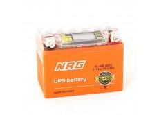 Аккумуляторная батарея 12V 4Ah (114x70x86) (гелевая, необслуж., с ЖК дисплеем) NRG