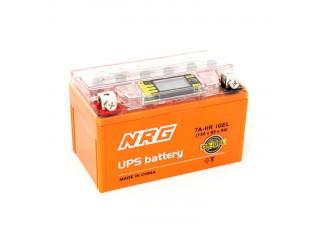 Аккумуляторная батарея 12V 7Ah (150x86x94) (гелевая, необслуж., с ЖК дисплеем) NRG